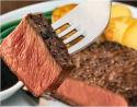 Fransen laten rundvlees vallen