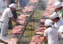 Wereldrecord barbecueën: 12 ton vlees op grill