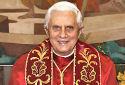 Pausworst eert bezoek Benedictus XVI