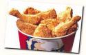 KFC buigt voor Peta