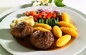 'Vlees past in gezond eetpatroon