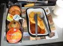 Virgin schrapt verpakking in vliegtuig