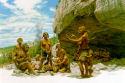 Neanderthaler echte vleesliefhebber