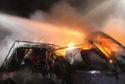 Opslaghal Westfalenland brandt uit