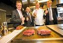 'Iers rundvlees wordt gewoon besteld