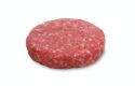 Hamburger van kweekvlees bij de snackbar