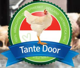 Concept Tante Door-kip wordt uitgebreid