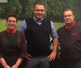 Echtpaar Welling opent filiaal Gelderblom in Houten