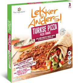 Pure Ingredients wil met Lekker & Anders! sportkantines veroveren