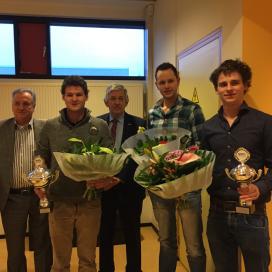 Nederlands team International Young Butchers' Competition 2015 bekend