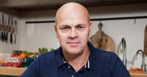 Jaap Korteweg, founder en ceo van De Vegetarische Slager. Foto: Herbert Wiggerman