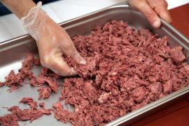 Nieuw pleidooi voor vleestax