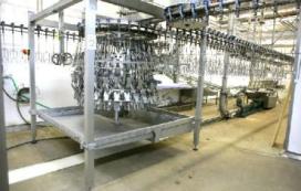 'Veilen overtollige voorraden en machines in december neemt toe'
