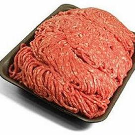 Vegetarische Slager: gehakt wordt gehackt