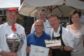 Menno Hoekstra maakt beste Fryske spek