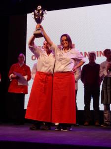 Team Zwitserland wint de IYBC. Foto: Karin Stegeman
