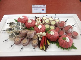 Fotoreportage: International Young Butchers' Competition