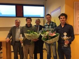 Nederlands team telt af tot International Young Butchers' Competition