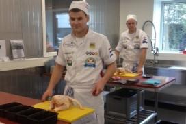 Nederlandse Young Butchers: 'Gewoon mes erop en gaan!'