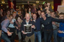 Foto's: Onvergetelijke uitreiking Slager met Ster 2015-2016 in Nijkerk