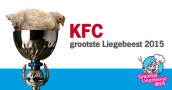 Wakker Dier verkiest KFC tot Liegebeest 2015