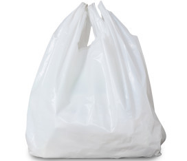 Verbod op gratis plastic tasje