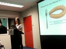 Workshop: Verminderen van nitriet in biologische vleeswaren goed bezocht