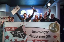 Keurslager Frank van Gils wint Grote Grillworsttest 2016