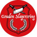 gouden slagersring klein