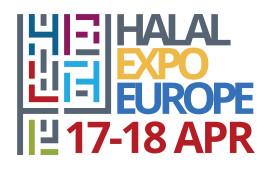 Tweede Halal Expo Europe in Beursgebouw Eindhoven