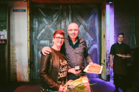 Ron de Kwant winnaar Gouden Slagersring 2016