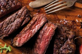 mals stuk vlees