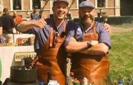 Frank Hendriks en Erik Petersen winnen Grillmasters