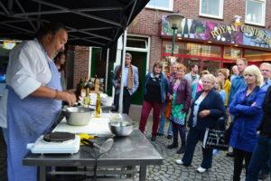 Julius Jaspers maakt winnaar Lekkerste Bal Gehakt 2016 bekend