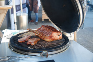 Barbecueplein VIP