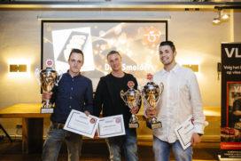 Dirk Smolders winnaar Jong Talent Gouden Slagersring