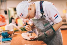 Ontknoping International Young Butchers Competition nadert
