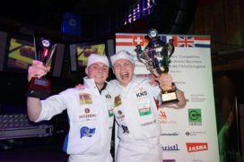 Nederland derde in International Young Butchers Competition