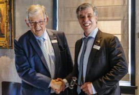 Fred Karremans volgt Ad Bergwerff op als voorzitter van KNS