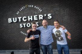 Gouden Slagersring talenten op bezoek bij topslager Luc de Laet