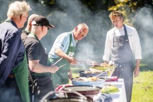 Topchef Alain Alders geeft masterclass barbecueën met grasgevoerd rundvlees