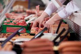 Jeffrey Zikking opent slagerij in de Foodpassage Almere