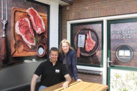 Slager tevreden over Vleeshandel P. van den Berg