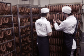 Rookworsten: Miljoenenproductie bij vernieuwde Group of Butchers