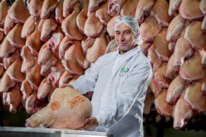 Robusto-ham geïntroduceerd door Vion Pork