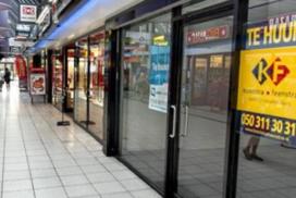 Ruzie in winkelcentrum Paddepoel om zondagopening