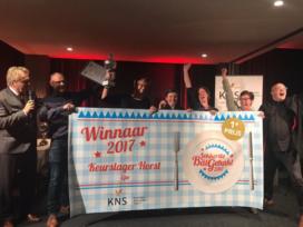 Keurslagerij Horst wint Lekkerste Bal Gehakt 2017
