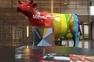 Vion wint Kristalprijs voor de snelste stijger 2017
