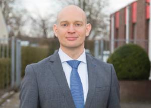 Andrej Pieterson, accountmanager Food Processing Industries bij Troostwijk Veilingen. Foto: Troostwijk