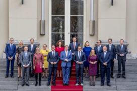 Het kabinet Rutte III